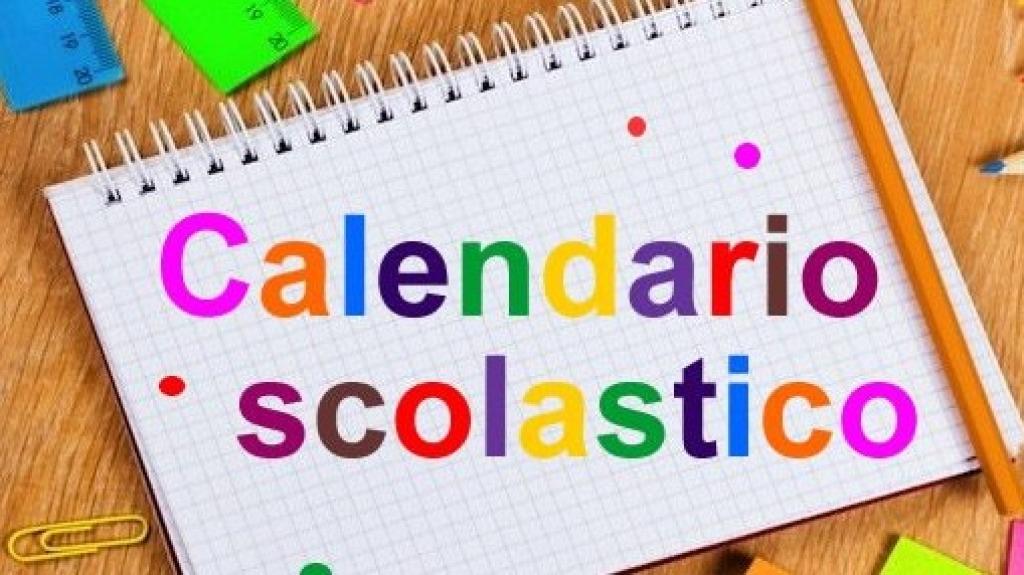 Calendario Scolastico Www Istitutocomprensivofermirimini It